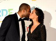 Tony Parker : Tendre baiser à sa femme devant Alessandra Sublet et Alicia Aylies