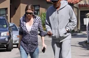 Ellen Pompeo est très heureuse de sa grossesse... mais elle le cache bien !