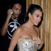 Kourtney Kardashian, 39 ans, attrape dans ses filets un top de 20 ans...