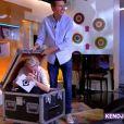 """Kendji Girac invité dans """"C à vous"""", France 5, 18 septembre 2018"""