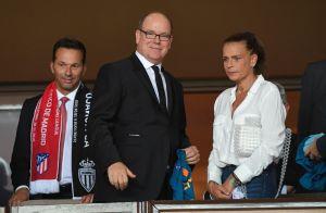 Stéphanie de Monaco : Au stade avec Louis et Albert pour une soirée européenne