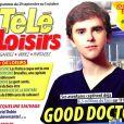 """Couverture du nouveau numéro de """"Télé-Loisirs"""", en kiosque lundi 24 septembre 2018"""