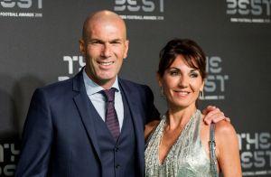 Zinedine Zidane : Sa femme Véronique, audacieuse, brille aux Best FIFA Awards