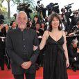 Paulo Coelho et sa femme Christina
