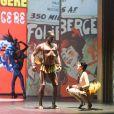 """Filage de la comédie musicale de Jean-Paul Gaultier """"Fashion Freak Show"""" au théâtre des Folies Bergère à Paris le 28 septembre 2018. © Coadic Guirec / Bestimage"""