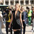 Toni Garrn - Défilé Elie Saab PAP femme printemps / été 2019 au Grand Palais à Paris le 29 septembre 2018. © Veeren-CVS/Bestimage