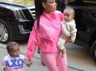 Kim Kardashian : 1ère sortie avec ses trois enfants pour soutenir Kanye West
