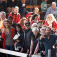 """Exclusif - Guillaume Canet est le président et le parrain du 1er championnat du monde de cheval à deux pattes aux Herbiers, près de Nantes le 29 septembre 2018. Le """"Horse Man"""" est une discipline venu de Finlande qui compte 10 000 licenciés. La compétition regroupe 55 équipes du monde entier représentants plus de 400 participants qui doivent participer à une épreuve de dressage et une de saut d'obstacle. © Patrick Bernard / Bestimage"""