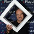 Jarry (Anthony Lambert) - Soirée de lancement de PlayLink de PlayStation au Play Link House à Paris, France, le 12 octobre 2017. © Veeren/Bestimage