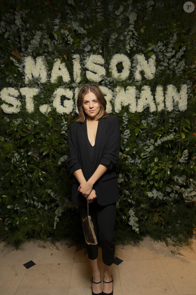 Morgane Polanski à la Maison St-Germain, le 4 octobre 2018, à Paris.