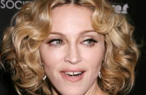 Pas de quoi se faire des cheveux blancs : Madonna nouvelle égérie Sunsilk...