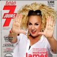 """Couverture du magazine """"Télé 7 jours"""" en kiosques dès le lundi 16 octobre 2018"""