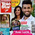 """Nouvelle couverture du magazine """"Télé Star"""" en kiosques le 16 octobre 2018"""
