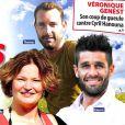 Magazine Télé-Loisirs en kiosques le 15 octobre 2018.