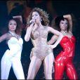 Beyoncé a fait étape hier à Herning, au Danemark, pour ravir une nouvelle fois les spaectateurs dans son habit de lumière !