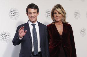 Manuel Valls officialise avec sa nouvelle compagne, l'héritière Susana Gallardo