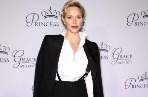 Charlene de Monaco : Si chic en pantalon à bretelles pour un gala incontournable