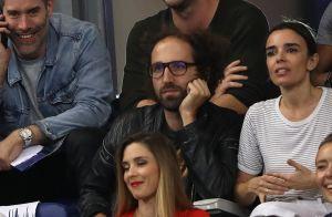 Élodie Bouchez et Thomas Bangalter (Daft Punk) amoureux au Stade avec leur fils