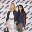 Anne Sophie Mignaux Kamar et Deborah Reyner - Cocktail de lancement pour la collection capsule FENDI MANIA à la boutique FENDI, rue Saint-Honoré. Paris, le 16 octobre 2018.