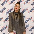 Camélia Jordana - Cocktail de lancement pour la collection capsule FENDI MANIA à la boutique FENDI, rue Saint-Honoré. Paris, le 16 octobre 2018.