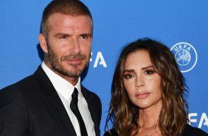 David Beckham, son mariage avec Victoria :