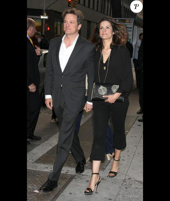 Colin Firth et Livia G...