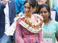Meghan Markle aux îles Fidji : La future maman a été évacuée d'un marché bondé