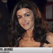 Jenifer interrompue par son fils Joseph, 4 ans, en pleine interview