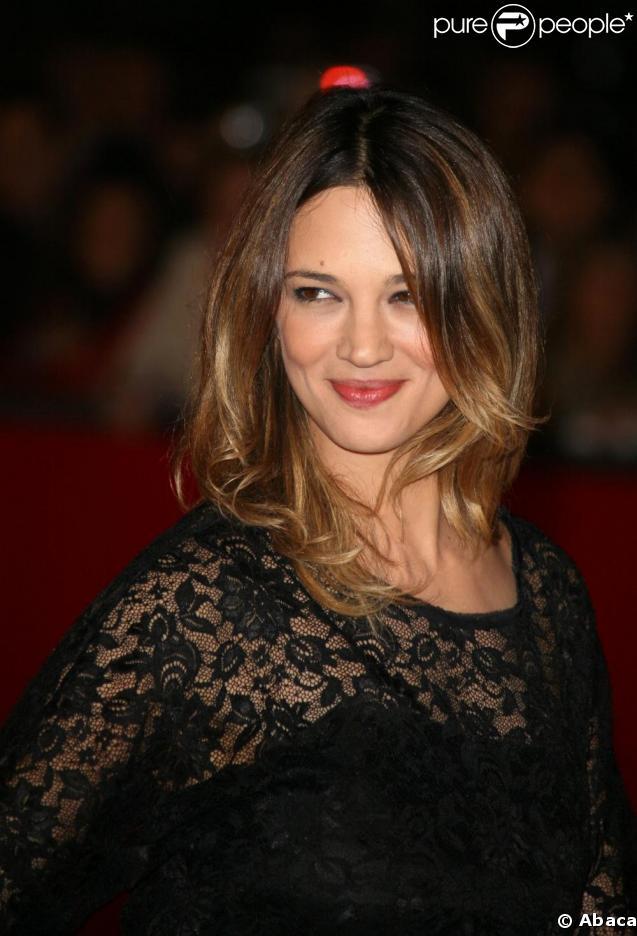 Asia Argento, la sulfureuse actrice italienne est membre du jury !