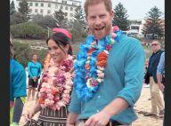 Meghan Markle médusée devant son sosie, le prince Harry n'en croit pas ses yeux