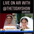 """L'Australienne Danielle Bazergy ressemble de manière troublante à Meghan Markle, comme on le lui fait souvent remarquer et comme elle le met en avant dans sa story Instagram à la une """"Markle 2.0"""", dont est extraite cette image. En octobre 2018, elle a pu rencontrer à Bondi Beach la duchesse de Sussex et son mari le prince Harry, stupéfaits par la ressemblance."""