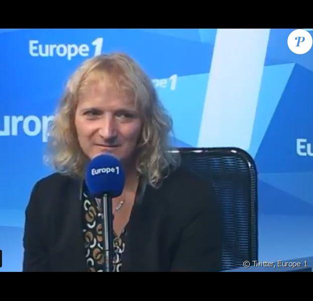 Sandra Forgues sur Europe 1, le 31 octobre 2018