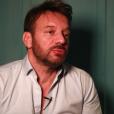 """Samuel Le Bihan en interview pour """"Le Parisien"""" à l'occasion de la sortie de son livre """"Un bonheur que je ne souhaite à personne"""", paru le 31 octobre 2018"""