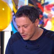 """Marc-Olivier Fogiel en larmes : """"J'ai fait des choses que j'aurais pas dû..."""""""