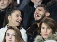 Rayane Bensetti et Denitsa, Gad Elmaleh et Noé : Duos complices devant PSG-LOSC