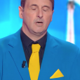 """David Burlet - """"La France a un incroyable talent 2018"""", le 6 novembre 2018 sur M6."""