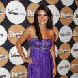 Maite Perroni à la soirée  Les 50 plus belles stars hispaniques . 13/05/09