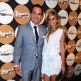 Carlos Calderon à la soirée  Les 50 plus belles stars hispaniques . 13/05/09