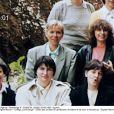 Exclusif - Brigitte Macron au c ollège Lucie Berger - Début des années 90 (professeur de lettres et de latin) à Strasbourg. Documentaire France 3 via Bestimage