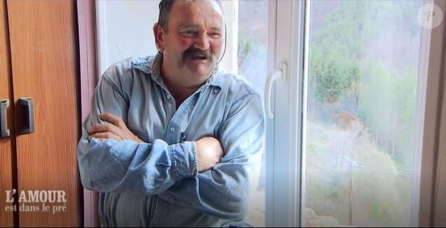 """Vincent, le roi de la tomate en Ardèche - Extrait de l'émission """"L'amour est dans le pré"""", diffusée lundi 24 septembre 2018 - M6"""