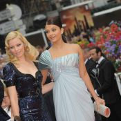 Les L'Oréal Girls Aishwarya Rai et Elizabeth Banks : un duo irrésistiblement glamour, qui fait presque oublier... Eva Longoria !