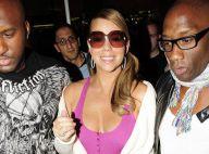 Mariah Carey est arrivée en toute simplicité à Cannes ! Oui... c'est bien une blague !
