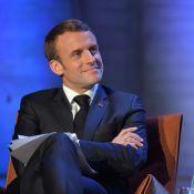 """Emmanuel Macron critiqué par Trump, un footballeur star promet de """"s'en occuper"""""""