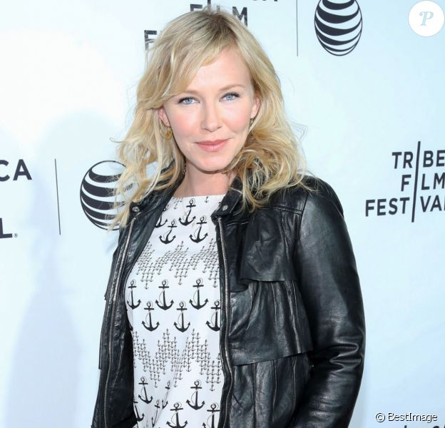 "Kelli Giddish à la première de ""Live From New York!"" lors du Festival du film de Tribeca 2015 à New York, le 15 avril 2015."