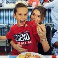 Camille Gottlieb et son demi-frère Maxime Gottlieb, fils de Jean-Raymond Gottlieb, photo Instagram, 19 octobre 2018.