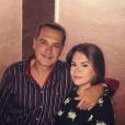 Camille Gottlieb et son demi-frère Thomas Gottlieb, fils de Jean-Raymond Gottlieb, photo Instagram 4 novembre 2017.