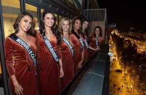 Miss France 2019 : Les 30 prétendantes sublimes pour une première soirée