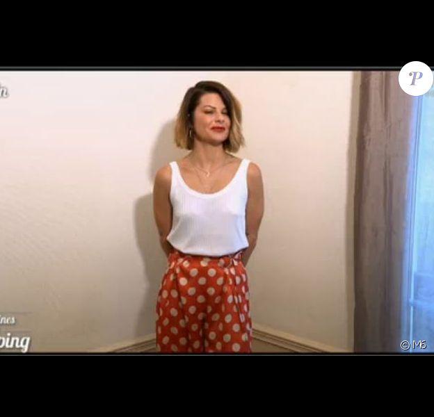 """Carole dans """"Les Reines du shopping"""", 19 novembre 2018, sur M6"""
