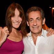 """Carla Bruni : """"Nicolas Sarkozy lui a fait oublier les blessures de son passé"""""""