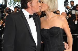Johnny et Laeticia Hallyday : heureux et amoureux à Cannes ! Très amoureux même !